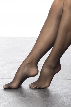 sexy feet: Stocking Feet
