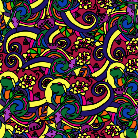 cor: Abstract colourful background with many bright elements