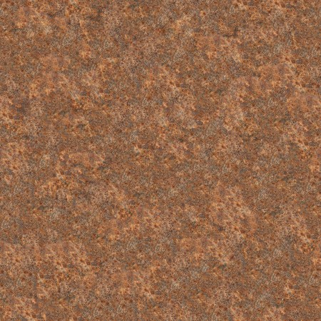 rust red: Componibles sin fisuras de un modelo de acero oxidado