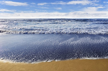 Beach in San Francisco in a sunny day Stock Photo - 6920707