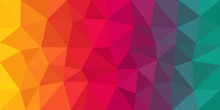 Sfondo sfumato colorato poli basso vettoriale. Trama poligonale, buona come un telefono cellulare, materiale di marketing o sfondo di un sito web. Tutti i poligoni sono in livelli separati.