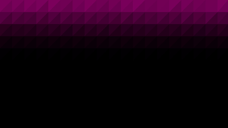 Magenta black low poly vector gradient texture. Colorful polygonal illustration, good as a cell phone, marketing material, or website background. All polygons are in separate layers. Ilustração