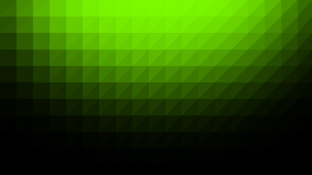 Green black low poly vector gradient texture. Colorful polygonal illustration, good as a cell phone, marketing material, or website background. All polygons are in separate layers.