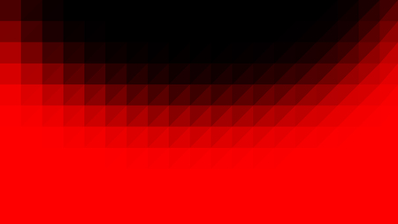 Red black low poly vector gradient texture. Colorful polygonal illustration, good as a cell phone, marketing material, or website background. All polygons are in separate layers. 向量圖像