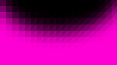 Magenta black low poly vector gradient texture. Colorful polygonal illustration, good as a cell phone, marketing material, or website background. All polygons are in separate layers. Illustration