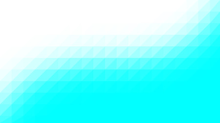 Cyan White low poly vector gradient texture. Colorful polygonal illustration, good as a cell phone, marketing material, or website background. All polygons are in separate layers. Illustration