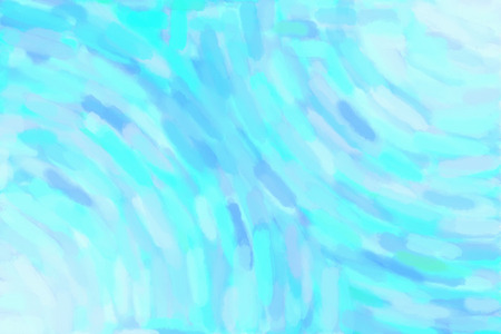 Light blue watercolor gradient background. Colorful digital illustration simulating true watercolor with paper texture. Stock Photo