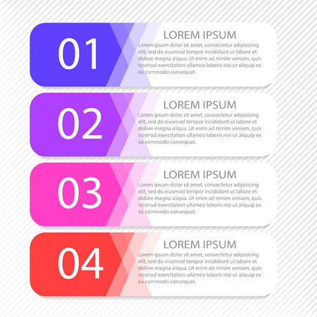 Modern inforgraphic template. Can be used for banners, website templates and designs.