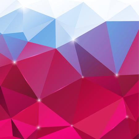 カラフルなベクトルの背景を抽象化します。ベクター eps 10  イラスト・ベクター素材