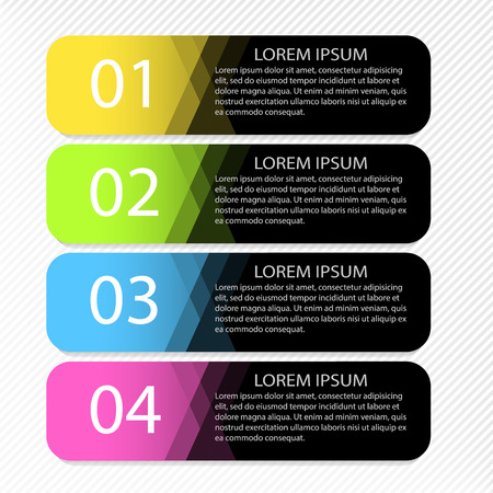 inforgraphic: Modern inforgraphic template. Can be used education designs.
