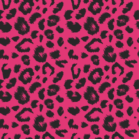 leopard print: Leopard print pattern. Repeating seamless vector animal background.
