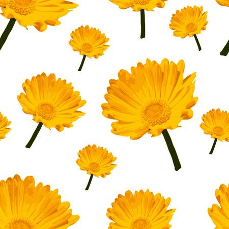 eleg�ncia: Teste padr�o de flores sem emenda da eleg�ncia. Abstract Repetindo o fundo floral sem emenda do vetor.
