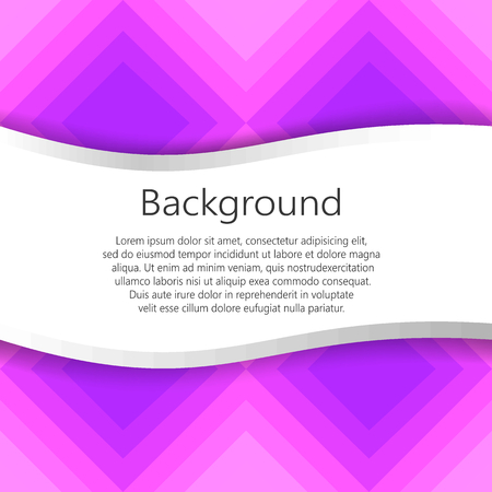 abstract background vector: Seamless vector abstract background. Vector booklet list