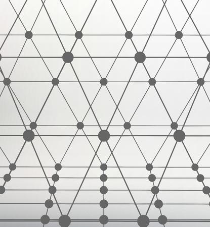 mesh: Mesh polygonal abstract background.