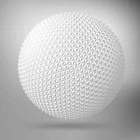 fondo geometrico: Fondo creativo concepto abstracto del vector de formas geométricas las líneas conectadas a puntos. Poligonal con membrete estilo de diseño y un folleto para los negocios.
