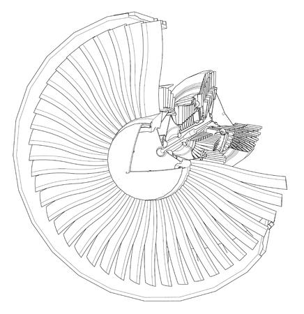 Mini Jet Engine