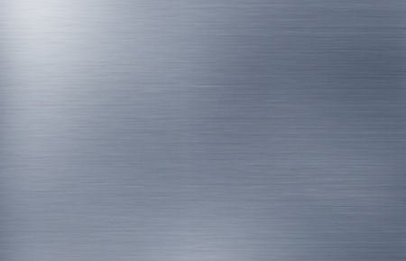 brushed steel background: metal texture