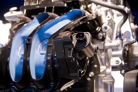car engine element Stock Photo - 10129692