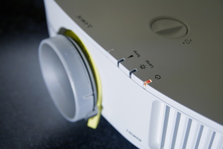 video projector photo