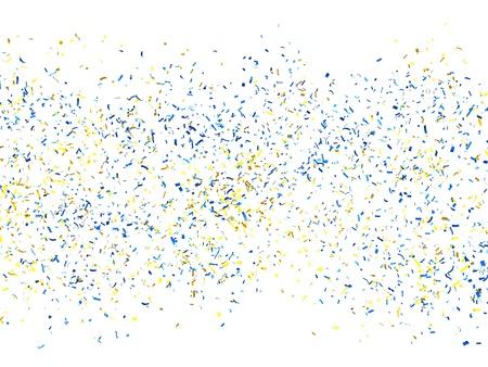 carnival confetti background