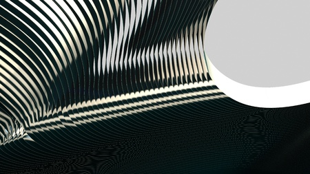 abstract stripe pattern background Stock Photo - 12620292