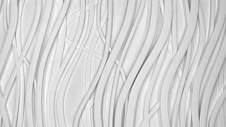 3d white background Stock Photo - 12620522