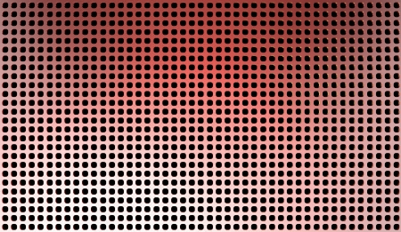 grille: red grille texture