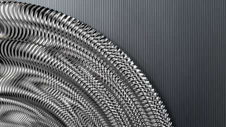 metal abstract background Stock Photo - 18838758