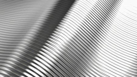 metal waves texture Stock Photo - 18838636
