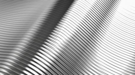 metal waves texture Stock Photo - 18838636