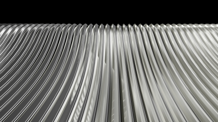 metal texture persective Stock Photo - 18838640