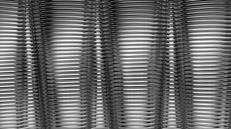 metal texture Stock Photo - 18838754