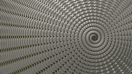 metal swirl background Stock Photo - 18838802