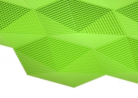 Specific carbon nanostructures digital illustration