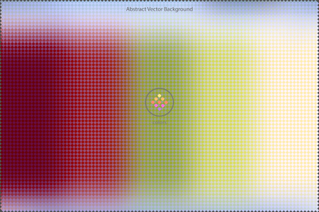 swatches: abstract vector background formed with hundred of rectangular swatches grouped by color