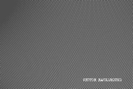 Abstrakte Vektor kleine Punkte dunkle Metall Textur