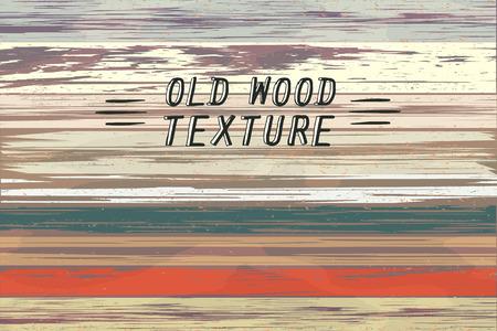painted wood: old painted wood vector natural background texture