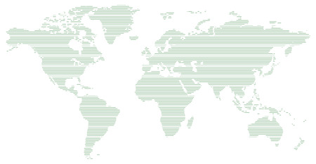 Little men pattern contemporary grey world map showing the green horizontal lines pattern contemporary world map photo gumiabroncs Choice Image