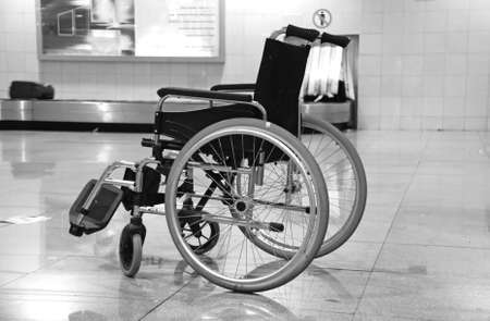 Wheel chair Stock Photo - 1738753