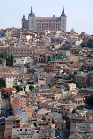 the view of Toledo photo