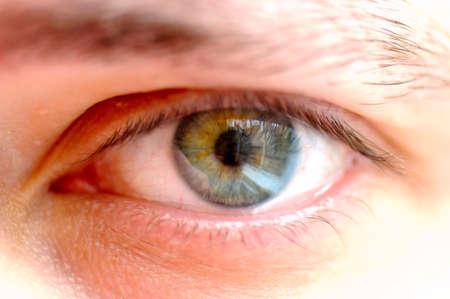 the eye close-up Stock Photo - 4918276