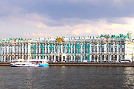 Winterpaleis / Hermitage, St. Petersburg, Rusland
