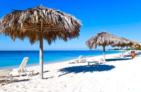 la costa del Caribe Foto de archivo - 6334756