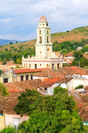 the view of Trinidad, Cuba photo