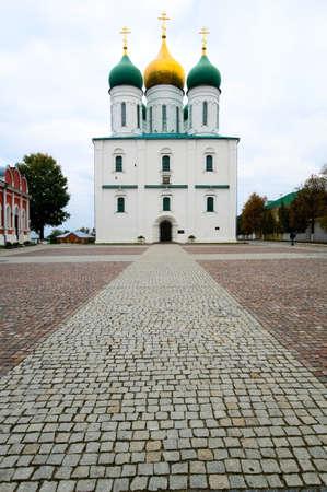 church in Kolomna, Russia photo