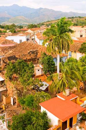 Trinidad city, Cuba photo