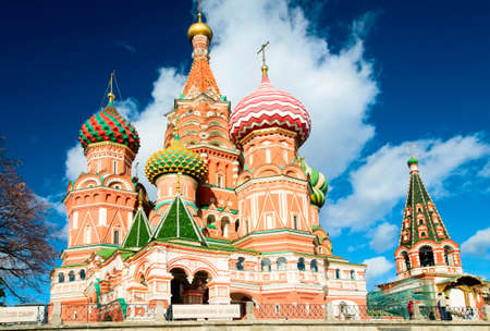 St. Basil cathedral, Moscow photo