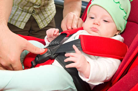 safety harness: baby