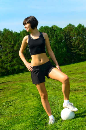 girl Stock Photo - 9226197