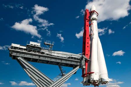 shuttle: rocket